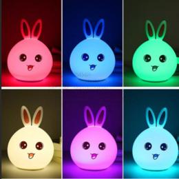 Ночники и декоративные светильники - Силиконовый светильник, 0