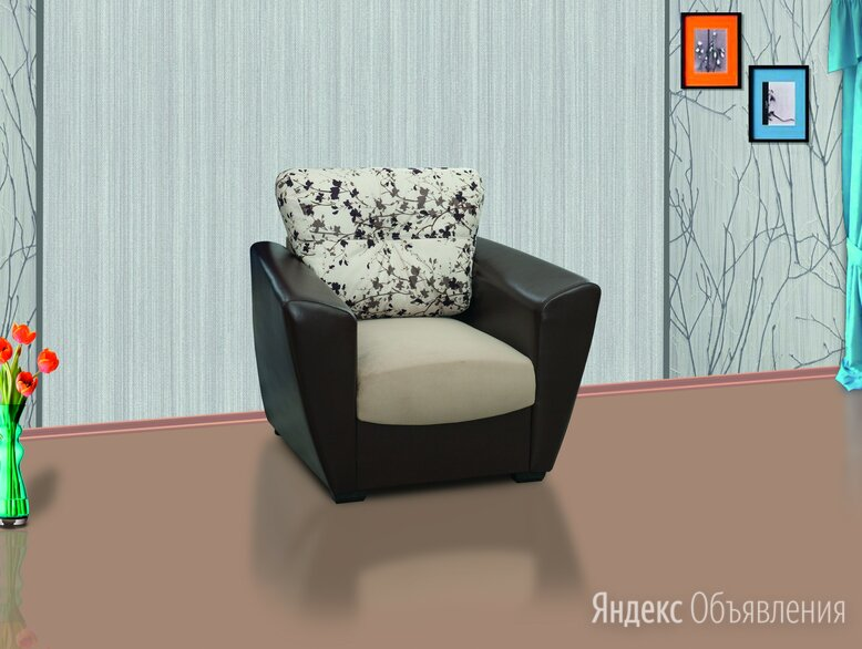 """Кресло """"Мальта 1"""" по цене 10240₽ - Кресла, фото 0"""