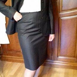 Костюмы - Костюм новый женский бренд KASPER размер 46-48, 0