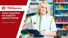 Директор - Директор магазина Пятерочка , 0