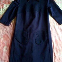 Платья - Платье повседневное р-р 46-50, 0
