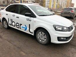 Водитель - Volkswagen Polo под такси, 0