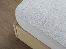 Наматрасники и чехлы для матрасов - Чехол влагозащитный Askona Cotton Cover 140x200, 0