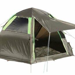 Палатки - Летняя палатка-шатёр Лотос 5 Мансарда М. Новая. Гарантия, 0