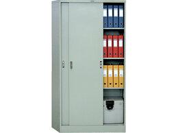 Шкафы для документов - Шкаф купе офисный AMT 1819 для документов, 0