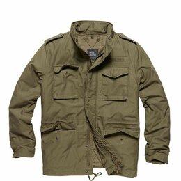 Куртки - Куртка М65 Capper parka (Голландия), 0