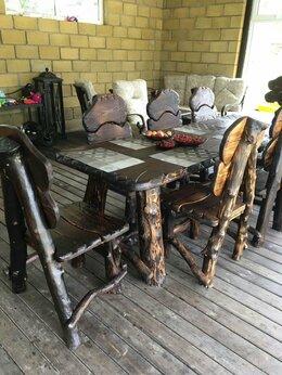 Комплекты садовой мебели - Мебель в деревенском стиле , 0
