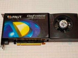 Видеокарты - Видеокарта Palit GeForce GTX 260 Торг, 0