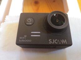 Экшн-камеры - Спортивная экшн камера SJCam 5000 Wi-Fi обмен, 0