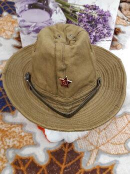 Головные уборы - шляпа военная - афганка, 0