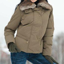 Пуховики -  Пуховик-куртка зимний, женский, 0