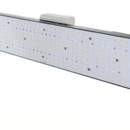 Аксессуары и средства для ухода за растениями - Фитолампа quantum board полный спектр 500 Вт, 0