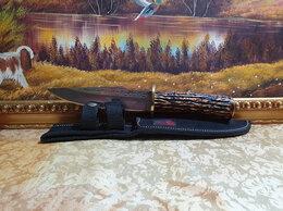Ножи и мультитулы - Нож охотничий / туристический Finland Making, 0