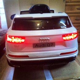 Электромобили - Электромобиль Audi Q7 luxury лицензионная, 0