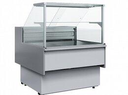 Холодильные витрины - Холодильная витрина кубическая GC110 SV 1,25-1…, 0