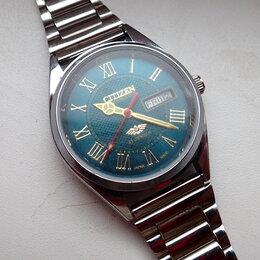 """Наручные часы - автоматические часы """"Citizen"""", 0"""