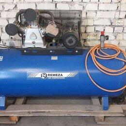 Воздушные компрессоры - Поршневой компрессор Remeza СБ4/С-100.LB75, 0