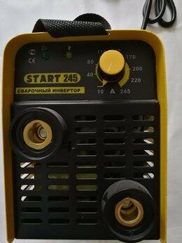 Сварочные аппараты - Сварочный аппарат инвертор START 245, 0