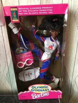 Куклы и пупсы - Barbie Christie Olympic Gimnast/ Барби Кристи…, 0