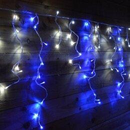 Уличное освещение - Бахрома светодиодная 6х0.8м, 0