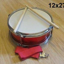 Ударные установки и инструменты - Барабан маршевый 12х27, 0