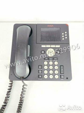 Avaya 9640 по цене 3900₽ - Проводные телефоны, фото 0
