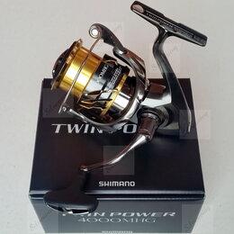 Катушки - Катушка Shimano 20 Twin Power 4000MHG, 0