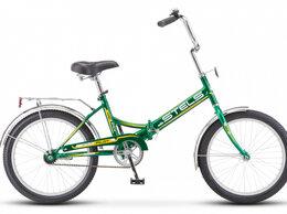 Велосипеды - Городской велосипед STELS Pilot 410 20 Z011…, 0