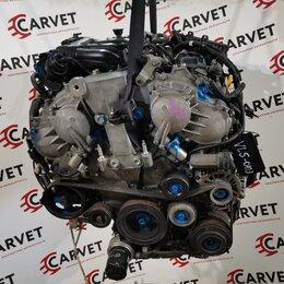 Двигатель и топливная система  - Двигатель VQ25DE Nissan Teana J32 2.5л, 0