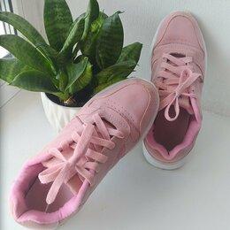 Кроссовки и кеды - Кеды розовые Situo р.38,39, 0