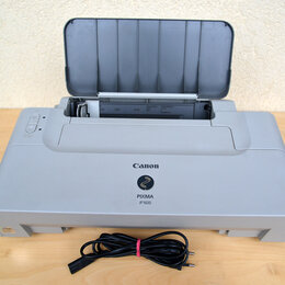 Принтеры, сканеры и МФУ - Принтер струйный Canon pixma ip1600 на запчасти, 0