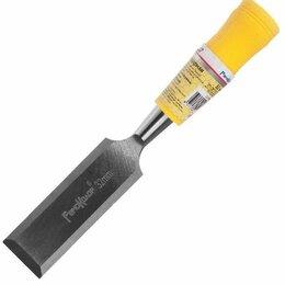 Стамески - Стамеска ударная RemoColor 32 мм цельнометаллический стержень, 0
