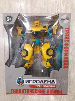 Роботы и трансформеры - Новый робот-трансформер (робот), 0