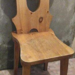 Стулья, табуретки - стул резной, 0