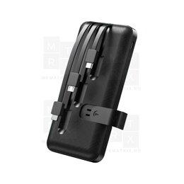 Универсальные внешние аккумуляторы - Внешний Аккумулятор (Power Bank) Remax RL-PB01 10000 mAh ( 2A, Type-C, MicroUSB,, 0