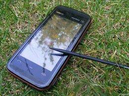 Мобильные телефоны - Новый Nokia 5530 XpressMusicBlack (Ростест,…, 0