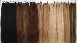 Аксессуары для волос - Волосы на трессе для наращивания, 0