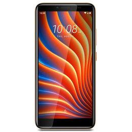 Мобильные телефоны - Смартфон HTC Wildfire E 2/32GB Золотистый, 0