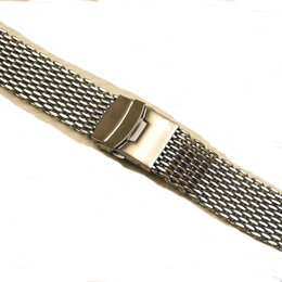 Ремешки для часов - Браслет для часов панцирное плетение 18,20,22мм, 0