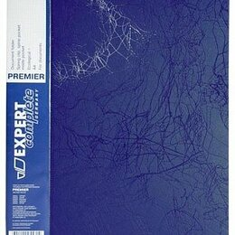 Папки и системы архивации - Папка с пружин скор+карм+индекс Expert Complete 0,70 мм син. 2205532/40, 0