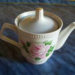 Заварочные чайники - Чайник заварочный С.С.С.Р.( санфаянс), 0