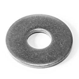 Перфорированный крепеж - Шайба цинк. увеличенная М10, 0