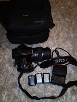 Фотоаппараты - Продам зеркальный фотоаппарат Sony alpha slt-А37, 0