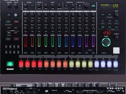 Оборудование для звукозаписывающих студий - Драм-машина Roland TR 8S, 0