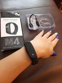 Умные часы и браслеты - Смарт браслет копия новый М4, 0
