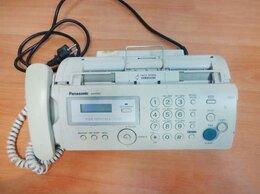 Факсы - Факс Panasonic KX-FP207RU, 0