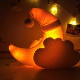 """Ночники и декоративные светильники - Подарок новорожденному Мягкий ночник """"Toys is..."""" , 0"""