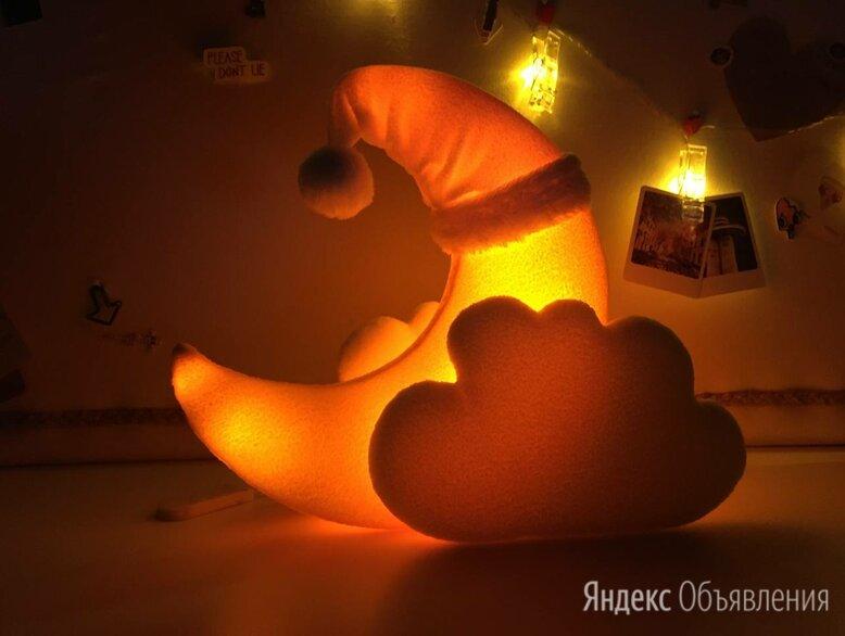 """Подарок новорожденному Мягкий ночник """"Toys is...""""  по цене 3000₽ - Ночники и декоративные светильники, фото 0"""