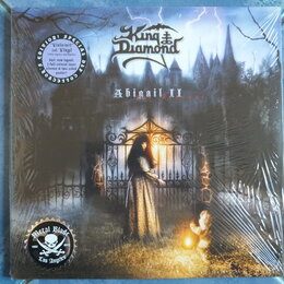 Виниловые пластинки - King Diamond Abigail II Sealed 2LP Colour vinyl Винил пластинки, 0