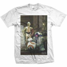 Футболки и майки - Футболка Star Wars - Episode VII: Three Droids…, 0